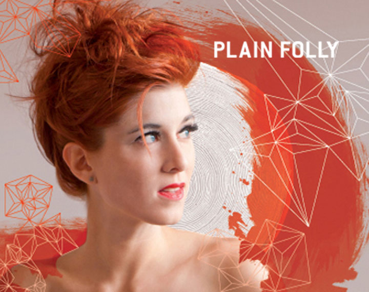 Plain Folly ist Irina Kühns Soloprojekt