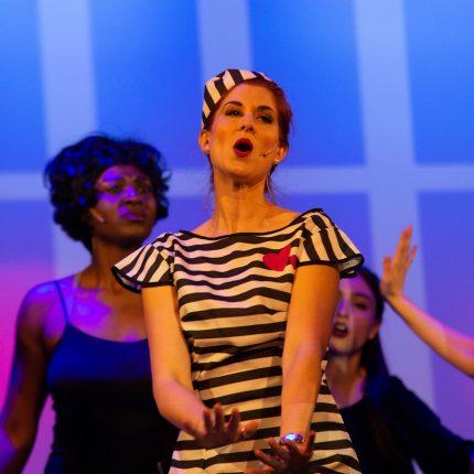 Irina Kühn im Musical